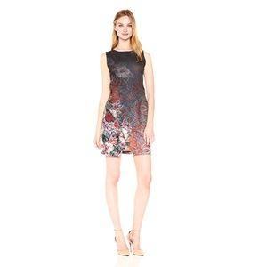 Desigual Women's Tormenta Knitted Sleeveless Dress